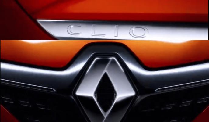 5. Nesil Renault Clio'nun Tanıtımına İki Gün Kala Gelen Son Teaser!