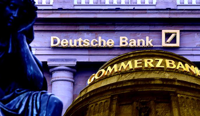 Deutsche Bank Commerbank'la Birleşecek İddiası Hisseleri Düşürdü