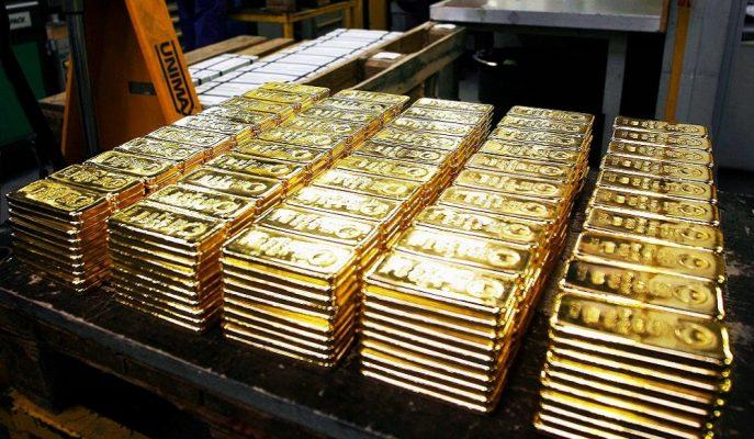 Altının Ons Fiyatı Güçlenen Dolarla Birlikte 1282 $'a Geriledi