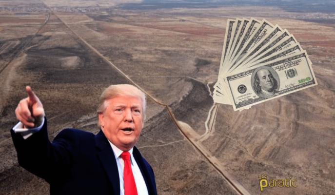 Trump İsterse Ulusal Acil Durum Çağrısı ile Pentagon Sınır Duvarını Finanse Edebilir