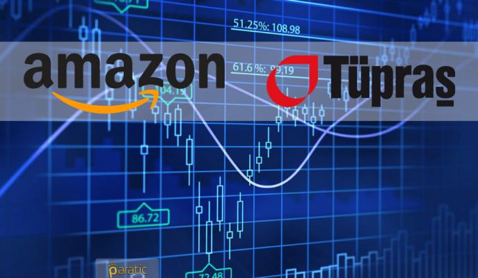 Düşen SODA, Yataydaki THYAO ve Değerlenen TUPRS ile BALYO Satın Alan Amazon'a Bakış
