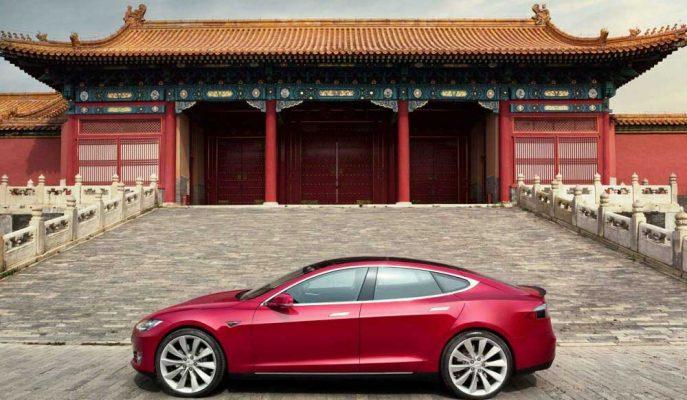 Elon Musk Tesla Şanghay Fabrikasının Temel Atma Törenini Duyurdu!