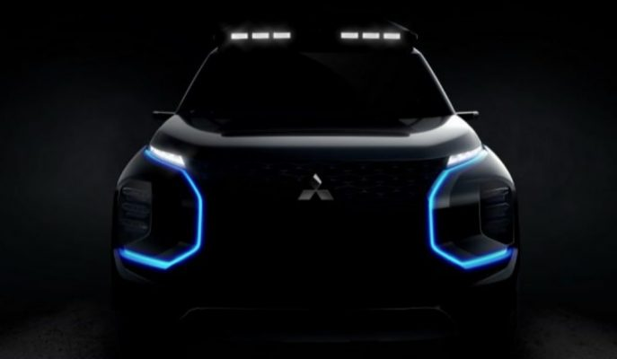 "Mitsubishi ""Engelberg Tourer SUV"" Konsepti Cenevre'de Gösterecek!"
