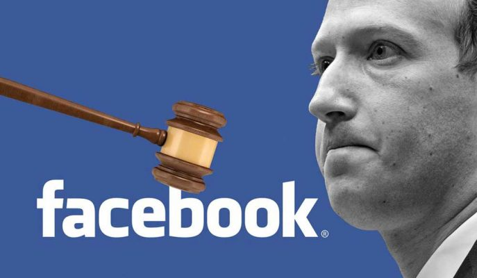 Facebook Veri Skandalları Nedeniyle Tarihinin En Büyük Cezasını Alabilir