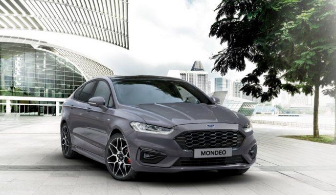 Ford, Mondeo Wagon Hibrit'in Yanı Sıra Lincoln'e EV SUV Getiriyor