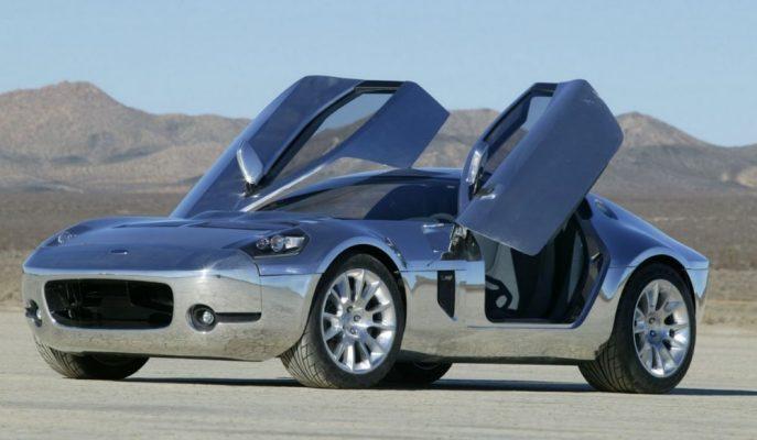 Superformance Ford'un Göz Alıcı Shelby GR-1'inin Replikasını Üretecek!
