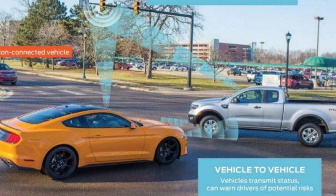 2022 Yılında Tüm Ford Modelleri Trafikte Birbirleriyle İletişim Halinde Olacak!