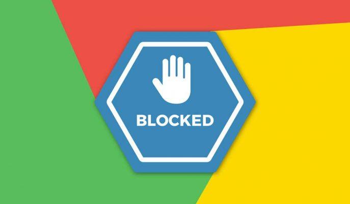 Google Chrome'daki Üçüncü Parti Reklam Engelleyici Eklentiler Kullanımdan Kaldırılabilir