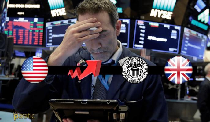 Güncel Çin Verileri, Baskılı Küresel Piyasalar ve Korkulu ABD Finansallarına Bakış