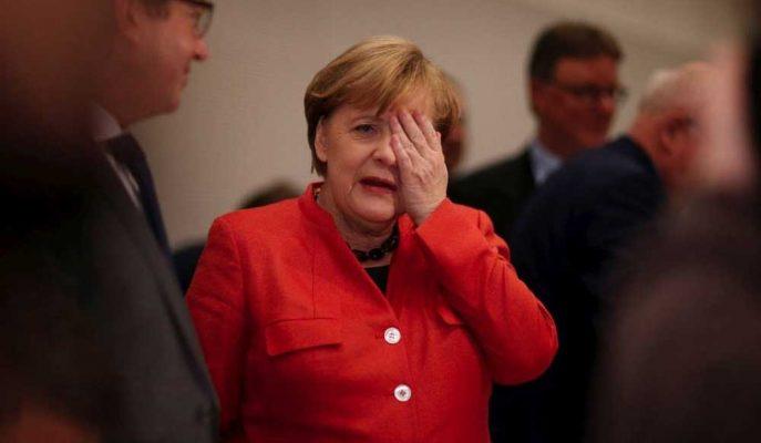 Hackerlar Angela Merkel'in ve Yüzlerce Alman Halk Figürünün Kişisel Verilerini Yayınladı