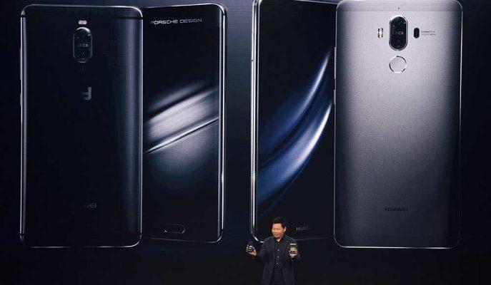 Huawei'nin 2019 Hedefi Rakibi Samsung'u Geride Bırakıp Dünyanın Bir Numarası Olmak