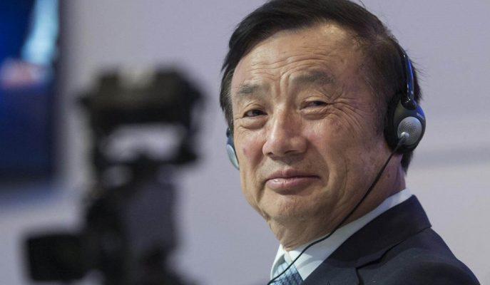 Huawei CEO'su Şirketin Çin için Casusluk Yapmadığını Söyleyerek Trump'ı Övdü!