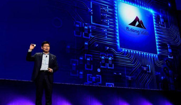 Huawei Dünyanın En Güçlü 5G Modemi Balong 5000'i Tanıttı