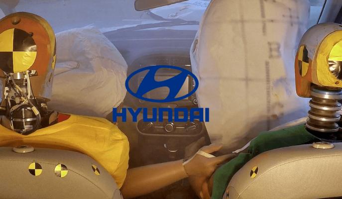 """Hyundai, Dünyada İlk Olacak """"Çoklu Çarpışma Hava Yastığı""""ndan Bahsetti!"""