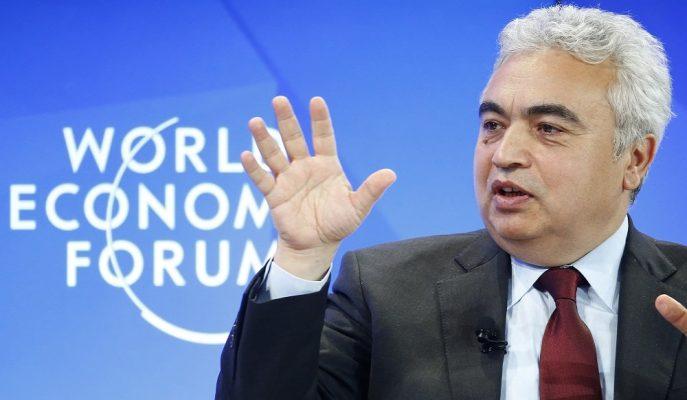 IEA Başkanı Fatih Birol Davos'ta Petrol Piyasasını Değerlendirdi