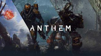IGN'nin Yeni Oyunu Anthem'den Oynanış Videosu Geldi