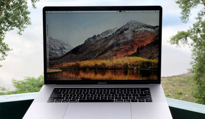 MacBook Bilgisayarların Ekranlarında Işık Arızası Yaşandığı Belirtiliyor
