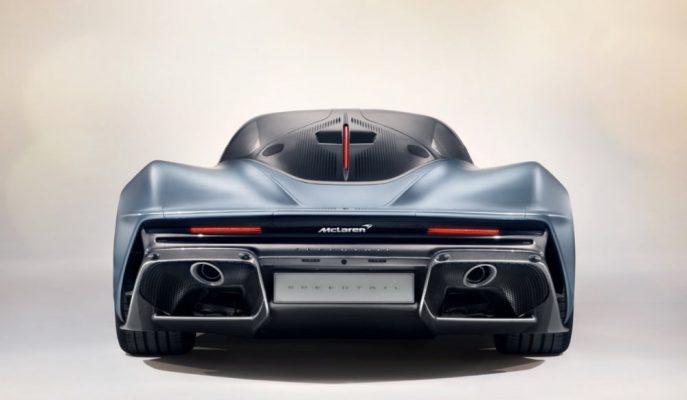 """McLaren Çin ve ABD Rekorunu Açıklarken """"600 LT Spider""""ın Teaser'ı Geldi!"""