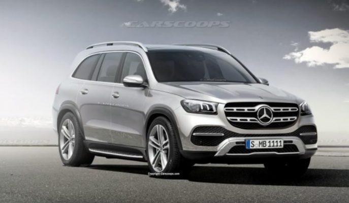 2020 Mercedes-Benz GLS'nin Yapısı Düşündürücü!