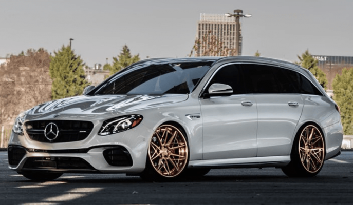 """Paranın Satın Alabileceği En Hızlı Wagon: """"Mercedes E63 S- AMG Shooting Brake"""""""