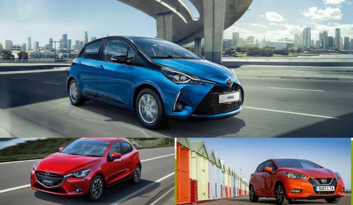 Toyota, Mazda 2 ile Yaris Platformlarını Birleştirirken Nissan Micra Yeni Donanımla Geliyor!