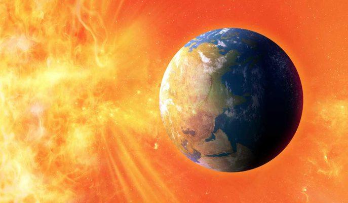 NASA'ya Göre Dünya 2020  Yılında Yaşanacak Güneş Fırtınasından Etkilenebilir