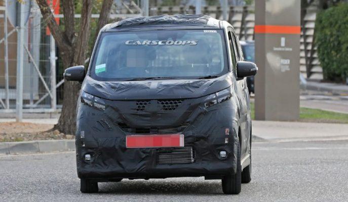 Nissan'ın Yüksek Tavanlı Kei Aracı 2020 Dayz İspanya'da Görüldü!