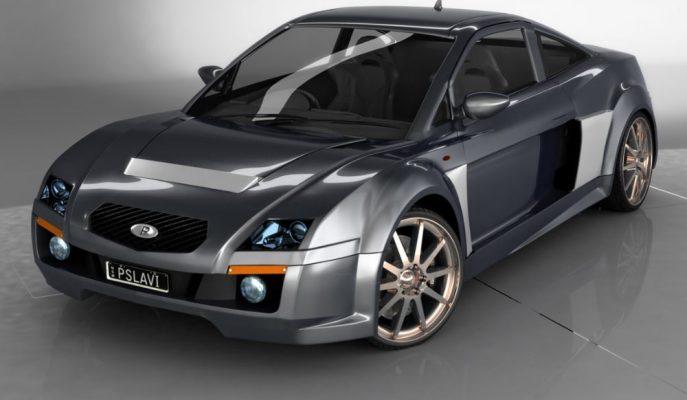 """Prodrive P2: """"Subaru Motorlu Bir Mini Nissan GT-R"""""""