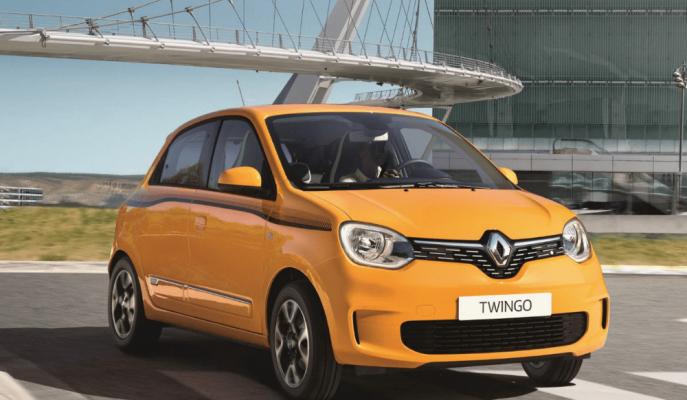 Renault 90'lı Yılların En Sevimli Aracı Twingo'nun 2019 Yüzünü Gösterdi!