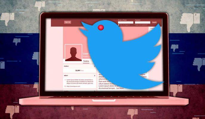 Rusya Facebook ve Twitter'a Yasal Verileri Yerine Getirmedikleri Sebebiyle Soruşturma Başlattı