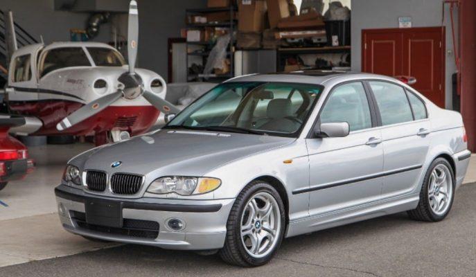 """Neredeyse Sıfır Olan Bir """"BMW E46 330i"""" Satılıyor!"""
