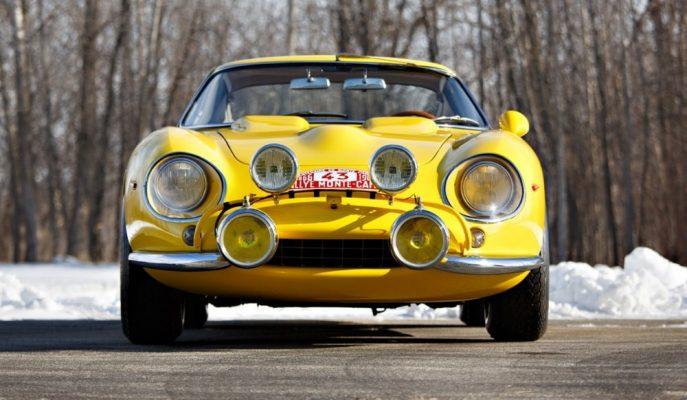"""17 Adet Ferrari 812 Superfast Değerindeki """"1964 275 GTB"""" Satışta!"""