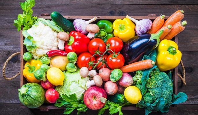 Sebze ve Meyvede KDV Oranının %1'e İndirilmesi Önerildi