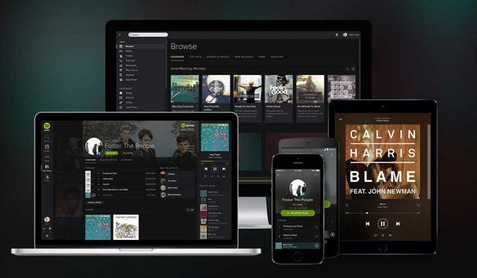 Popüler Müzik Servisi Spotify 200 Milyon Aktif Kullanıcıya Hizmet Veriyor!