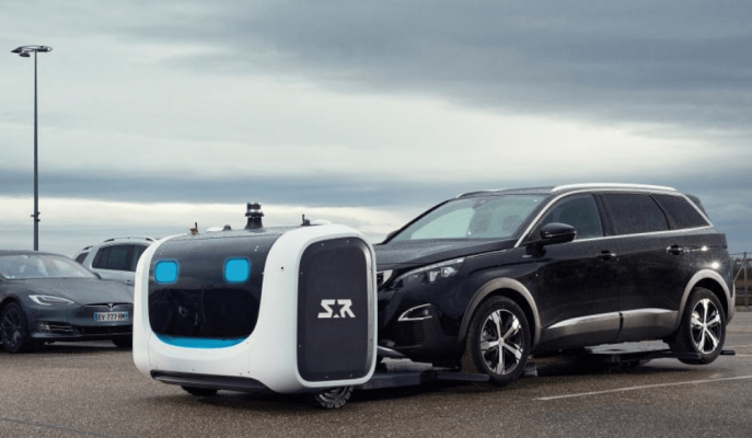 """""""Otopark Robotu Stan"""" Londra Havalimanında Hizmet Verecek!"""