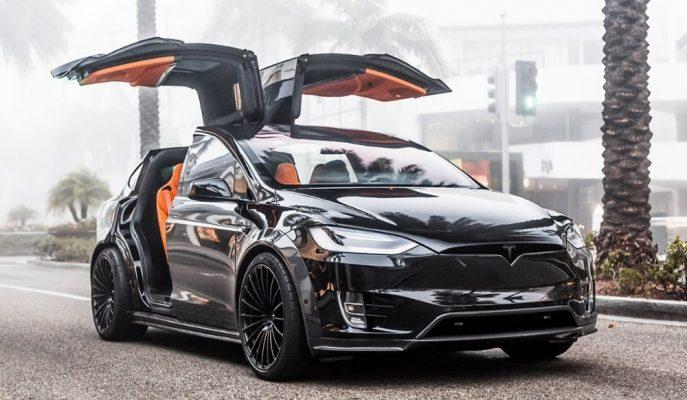 """T Sportline'ın """"Tesla Model X Widebody"""" Çalışması Harika Duruyor!"""