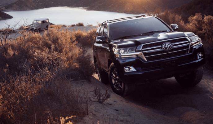 """60. Yıla Özel """"Toyota Land Cruiser-Heritage Edition"""""""