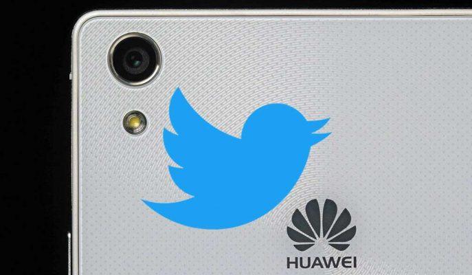 Twitter'a Gelen Son Güncelleme Çin'deki Huawei Telefonlardan İndirilen Fotoğrafları Siliyor