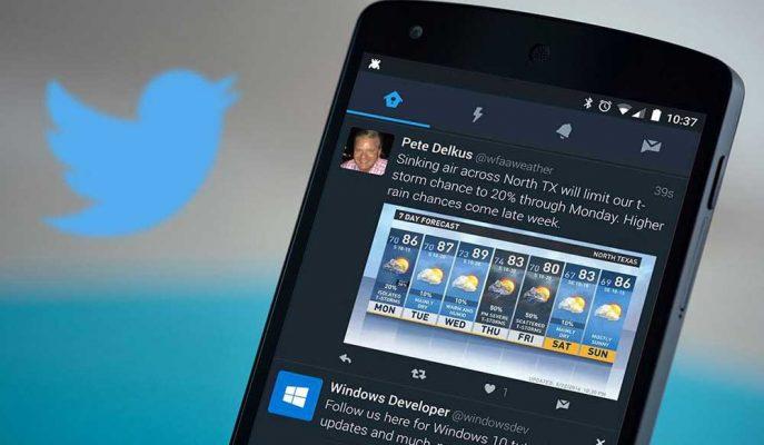 Twitter CEO'su Karanlık Temayı Yeniden Geliştireceklerini Açıkladı