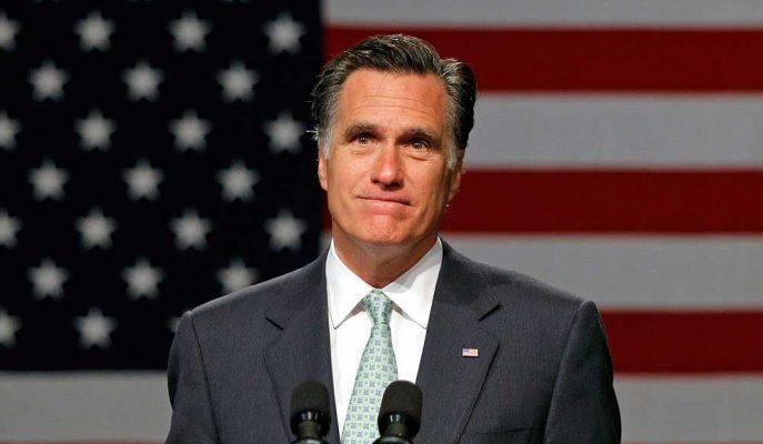 Utah Senatörü Mitt Romney ABD Başkanı Trump'ı Sert Sözlerle Eleştirdi!