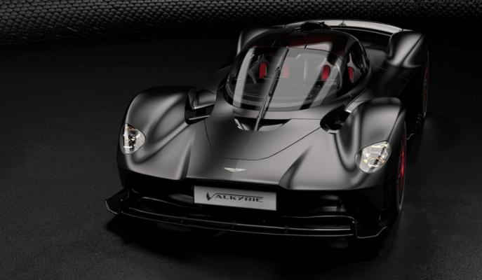 Aston Martin'den Valkyrie Hipercar'a AMR Track Performans Paketi!