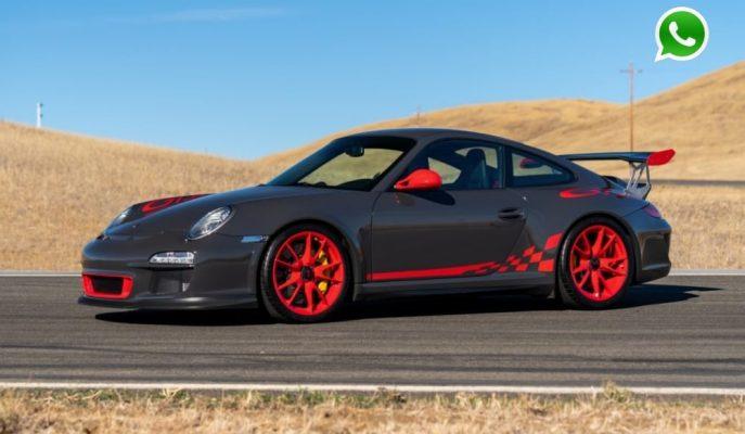WhatsApp Kurucusundan Satılık 10 Adet Özel Seri Porsche!
