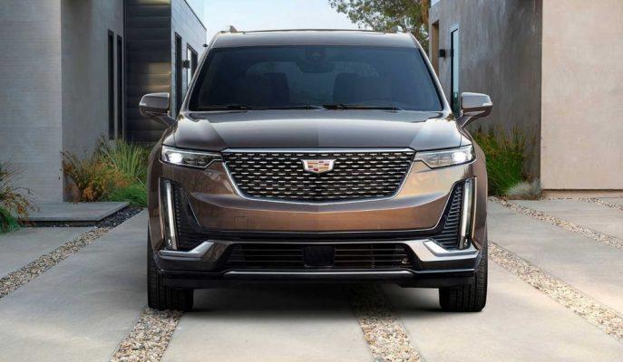 2020 Cadillac XT6 Lüks SUV Sınıfına 7 Kişilik Geldi!