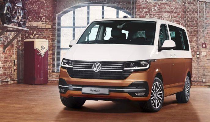 2019 Yeni VW Multivan 6.1 Ailesine Gelen Yüksek Teknoloji Güncellemesi!