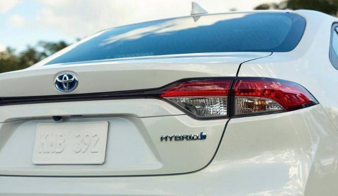 EPA'nın 2020 Toyota Corolla Hibrit ve Benzin Tahmini Yakıt Tüketimi!