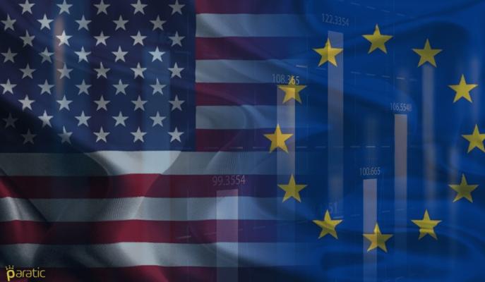 ABD ve Avrupa Satınalma Müdürleri PMI Verileri Işığında Düşen EUR/USD Paritesi