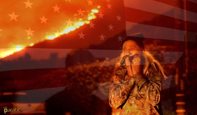 ABD Kaliforniya Yangını ve Sorumlu Tutulan PG&E Corp.