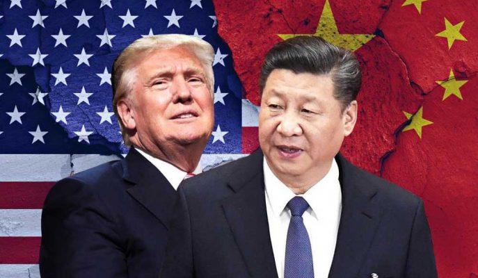 ABD ve Çin Ticaret Savaşını Bitirmek için Anlaşma Taslağı Üzerinde Çalışıyor!