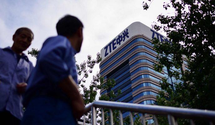 ABD'li Kanun Yapıcılar Çinli ZTE'yi Yeni Yaptırım Tasarısıyla Hedef Aldı
