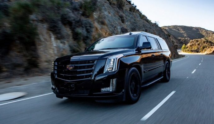 AddArmor'un 350 Bin Dolarlık Kurşun Geçirmez Cadillac Escalade'si!